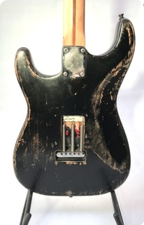 Fender Stratocaster Black
