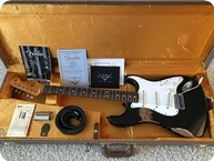 Fender Custom Shop L Series 1964 Heavy Relic Stratocaster 2014 Black