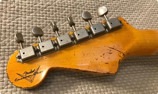 Fender Custom Shop L Series 1964 Heavy Relic Stratocaster 2014 Black