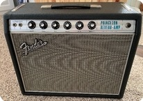 Fender Jimi Hendrix Owned And Used Princeton Reverb 1968 Black