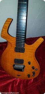 Parker Guitars Fly Supreme Honey Maple