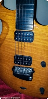 Parker Guitars Fly Supreme Honey Maple