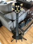 Wal Bass Designed For And Owned By Greg Lake Of Emmerson Lake And Palmer unique Mode In The Worldl 1992 Black