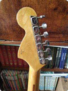 Fender Stratocaster Hardtail Usa 1978 Sunburst