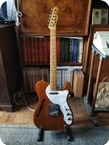 Fender 69 Telecaster Thinline MIJ 1985 Natural