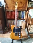 Fender Telecaster USA Butterscotch Blonde 1977 Butterscotch Blonde