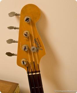 Fender Precision Bass 1965 Ocean Turquoise