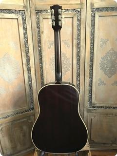 Gibson Southern Jumbo 2010 Sunburst
