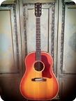 Gibson J 45 1965 Cherry Sunburst