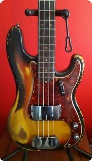 Fender Precision 1964 Sunburst