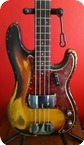 Fender-Precision-1964-Sunburst