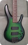Fenix By Young Chang Active Bass 1991 Emerald Green