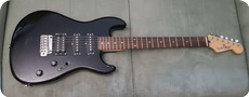 Squier Contemporary Bullet 1 HST Black 1987 Black