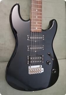 Squier Contemporary Bullet 1 Hst Black 1987 Black
