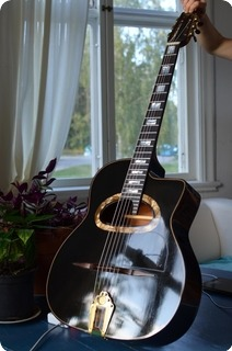 Ajl Gustav Lundgren Signature Model Black