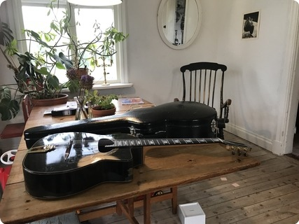 Ajl Gustav Lundgren Signature Model Black