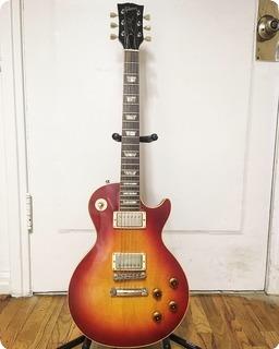 Gibson Les Paul 1971 Cherry Sunburst