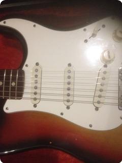 Fender Stratocaster  1973 Sunburst
