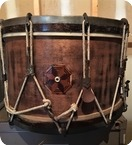 Jw Pepper Rope Tension Snare Drum 1892 Brown Rope Tension