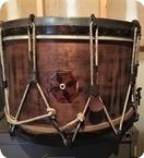 Jw Pepper Rope Tension Snare Drum 1892 Brown Rope Tension