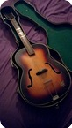 Arnold Hoyer Jazz Sunburst