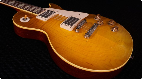 Gibson Custom Shop Gibson Les Paul Collectors Choice Cc#13, 1959  2013 Spoonful Burst