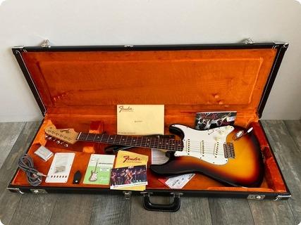 Fender 65 Stratocaster American Vintage 2012 Sunburst