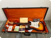 Fender-65 Stratocaster American Vintage-2012-Sunburst