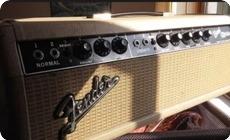 Fender Bandmaster 1964 Blonde Tolex