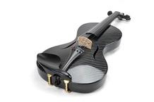 Dlutowski Violin Fibra De Carbono 2019 Transparente