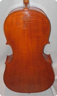 Domenico Cerrone Chelo 4/4 1900 Natural Aceite