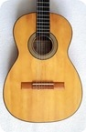 Granadina Classical Guitar 1900 Natural Transparente