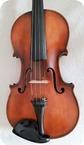 Sin Marca Violin Antiguo 1900 Natural Transparente