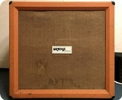 Orange Amps / Matamp-Orange Matamp 4x12-1969-Orange