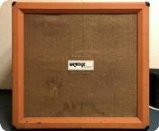 Orange Amps / Matamp-Orange Matamp 4x12-1969-Orange