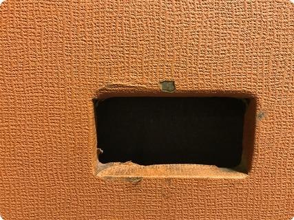 Orange Amps / Matamp Orange Matamp 4x12 1969 Orange