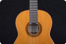 Jeronimo Pena Concert Classical Guitar 1985