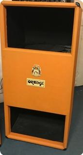 Orange Reflector 2x15 1970 Orange