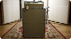 Fender -Bandmaster-1968-Balck Tolex