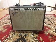 Fender Twin Reverb 1974 Silverface
