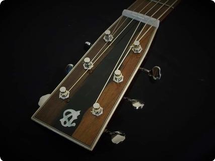 Santochirico Guitars Mood 2019 Nitrocellulose Sunburst