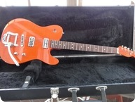 Lsl Big Bone Custom Made 2014 Grestch Orange