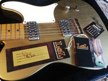 Lsl Instruments La Perronita  Gold Metallic