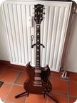 Gibson SG 1972 Brown