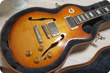Gibson-Memphis ES Les Paul-2014-Historic Burst