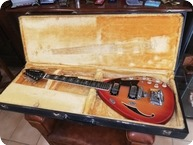Manufacter Vox STARSTREAM 1968 CHERRY