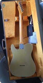 Fender Custom Telecaster 2013 Aztek Gold