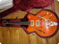 Gretsch Guitars-6120 Nashville Chet Atkins-1968