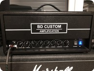 BD Custom Amplification CAE 3SE 2019