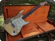 Fender-Custom Shop 1960 Stratocaster Dale Wilson Masterbuilt Heavy Relic-2018-Vintage White